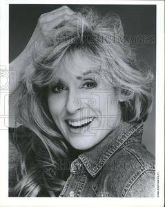 1995 Press Photo Actress Judith Light