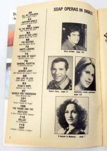 Soap Opera Digest May 26 1981 Judith Light Mark Lamura Ann Flood Kathleen Noone |
