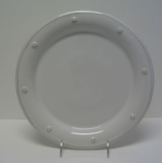 Juliska Berry Thread White Dinner Plate