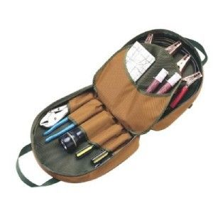 New Bucket Boss 06100 Jumper Cable Storage and Tool Bag