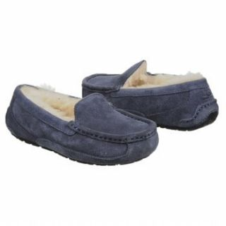 UGG Australia Kids Ascot Moccasin Slipper Midnight Navy 1974