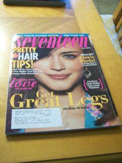 July 2005 Seventeen Magazine