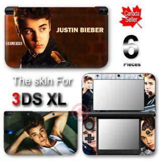 Justin Bieber Popular New Skin Vinyl Sticker Decal Cover 2 for