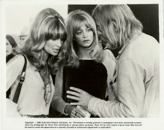 Classic Shampoo Julie Christie Goldie Hawn Warren Beatty Dir Hal Ashby