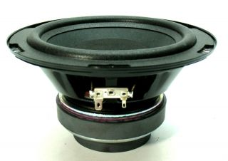 JVC 7 Subwoofer Replacement Speaker MODEL LE10016 069A   6 Ohm 13102E