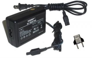 Replacement AC Adapter Fits AP V14 JVC Everio GZ MS120