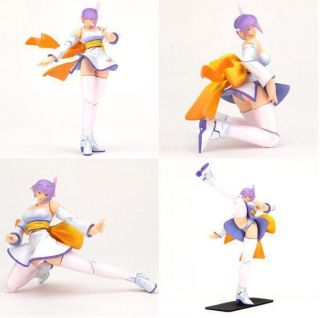 Kaiyodo Dead or Alive DOA DX Ultimate Pose Action Figure Ayane White