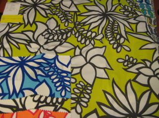Trina Turk Indoor Outdoor Fabric Kalaheo Print