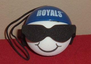 Kansas City Royals Auto Car Antenna Topper Ball Baseball Helmet NIP