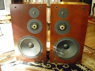 1995 AR 302s 302 Speakers Ken Kantor Design Upgrade of AR 5