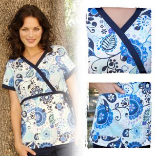 New Koi Kathryn Bridgette Designer Scrub Tops Nursing Uniforms 2