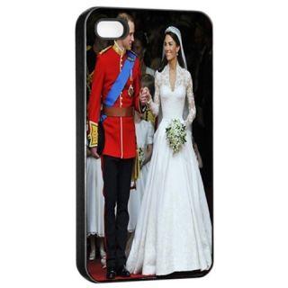 New KATE MIDDLETON PRINCE WILLIAMS BRITISH ROYAL WEDDING iPhone 4S