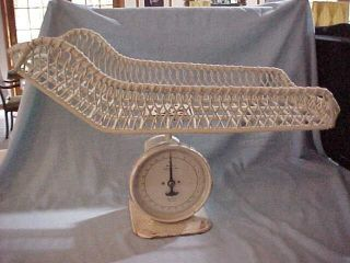 Vintage Best Co New York Baby Scale
