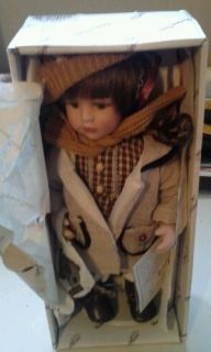 Duck House Heirloom Doll Kathleen