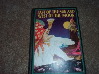 of The Sun West of Moon Kay Nielsen 8 Color Plates Vic Candell
