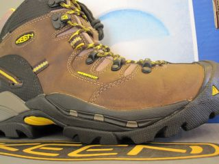 Keen Men Pittsburgh Utility Boot Waterproof Color Size
