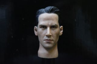 Headplay Keanu Reeves 1 6 Figure Head Sculpt Fits Hot Toys 12 Action