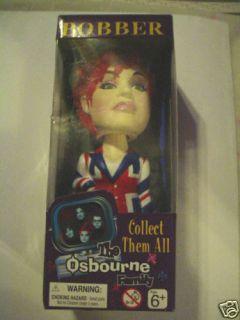 2002 Joks Kelly Ozzy Osbourne Bobber Bobble Head Doll