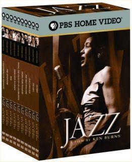 Ken Burns Jazz (DVD, 2004, 10 Disc Set)Brand New Civil War, Baseball