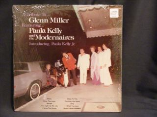 Tribute to Glenn Miller Featuring Paula Kelly The Modernaires SEALED