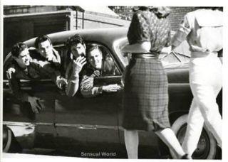 The Wanderers Postcard 1949 Buick Super 51 Car Ken Wahl