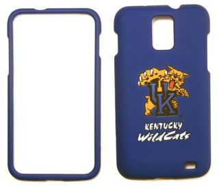 Kentucky Wildcats AT T Samsung Galaxy S II I727 Skyrocket Case Cover