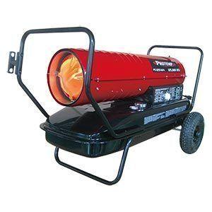 Protemp 125 000 BTU Kerosene Forced Air Heater