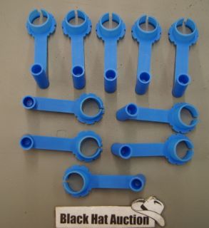 Kent Moore J 44394 10pc Axle Seal Protector Set