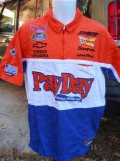Kevin Harvick Payday RCR Race Day Pit Crew Shirt Medium
