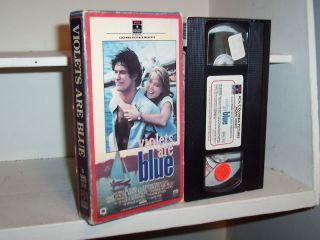 Violets Are Blue 1986 VHS Kevin Kline Sissy Spacek
