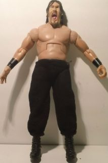 WWE MATTEL ELITE LEGENDS GREAT KHALI CUSTOM TNA FIGURE WWF NWO WCW