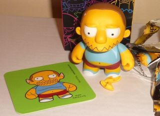 Kidrobot Simpsons Series 1 Comic Book Guy