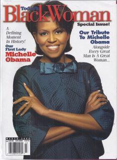 Magazine Michelle Obama Tribute Issue Keyshia Cole Lisaraye