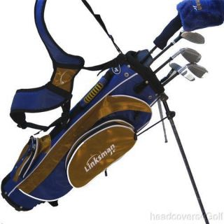 X9 Junior Boys Golf Club Set Childrens Bag Kids 9 12 RH