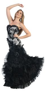 Formal Evening Dress Prom Long Sweet 16 Gowns Masquerade Ball