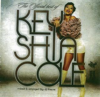 The Best of Keyshia Cole 1 Penny Free US Shipping