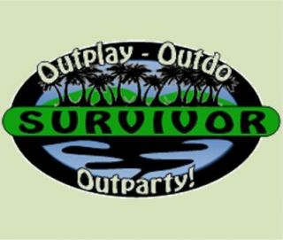 Survivor Birthday Party Games Challenges Kit Kids