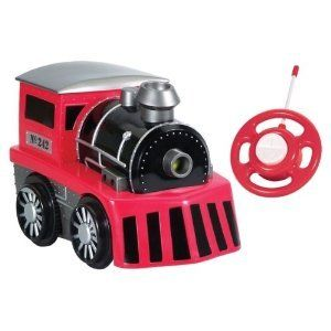 Kid Galaxy RC GoGo Train Remote Control RC Train Toy