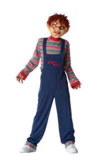 Chucky Kids Halloween Costume