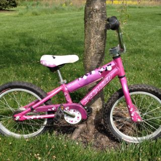16 inch Girls Bike by Specialized