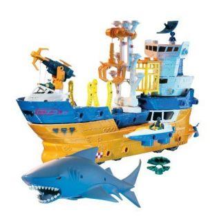 Shark Adventure Car Vehicles Toy Boys Kids Race Child Fun Play