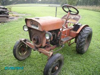 Economy Power King Tractor 16 14 Plus Parts Tractor