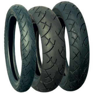 100 90 19 Full Bore Tour King Front Motorcycle Tire
