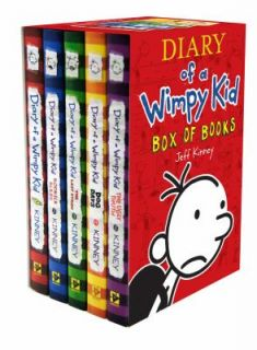 Diary of A Wimpy Kid by Jeff Kinney 2011 Hardcover