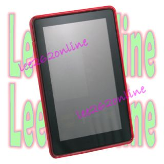 TPU Gel Silicone Skin Cover Case For  Kindle Fire 3G Wifi New