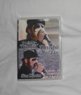 King Diamond Mercyful Fate 1996 Live Monsters of Rock DVD Abigail Them