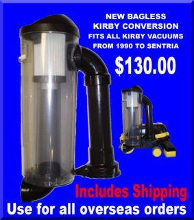 Bagless Kirby Conversion Kirby Vacuums Kirby Bags