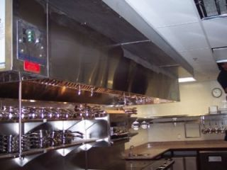 Restaurant Hood 10 Commercial Kitchen Ventilation System
