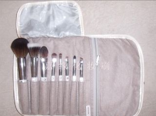 New Borghese Kirkland 8pcs Brush Sets White Case