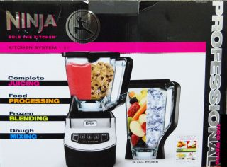 Ninja Kitchen System 1100 Professional Blender Food Processor